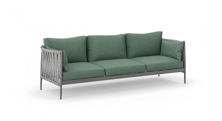 Madera sofa 3os.