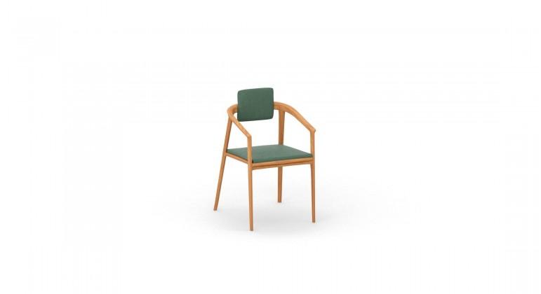 Monako krzesło teak