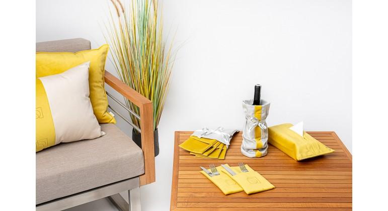 Zestaw do dekoracji stołu - Acacia