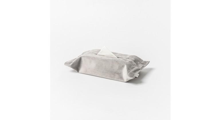 Etui na chusteczki Aluminium